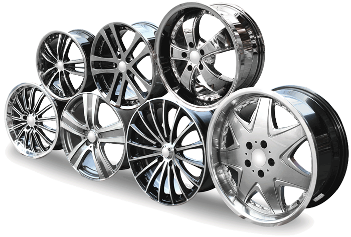 Wheels Available at Hurricane Tire Pros